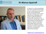 dr marcus squirrell
