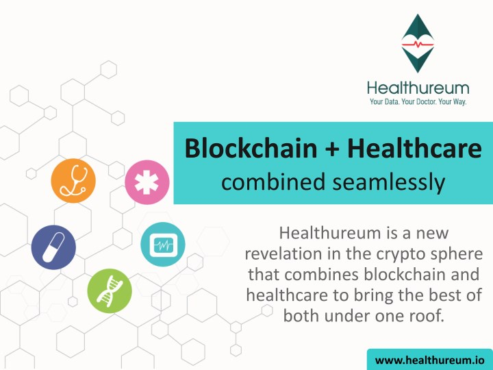 blockchain healthcare combined seamlessly n.
