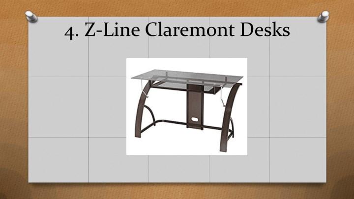 Z Line Claremont Desks