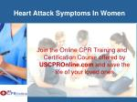heart attack symptoms in women 7