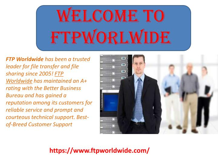 welcome to ftpworlwide n.