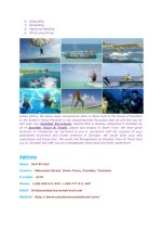 6 kitesurfing 7 parasailing 8 stand up paddling