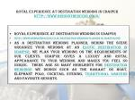 royal experience at destination wedding in udaipur http www behindthescene co in 2