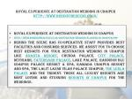 royal experience at destination wedding in udaipur http www behindthescene co in 4