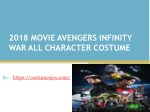 2018 movie avengers infinity war all character