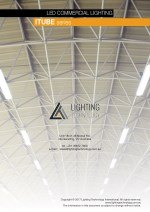 led commercial lighting itube series 2