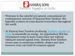 tandoor supplier in delhi