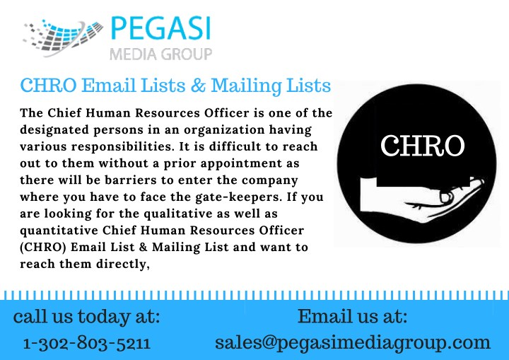 chro email lists mailing lists n.