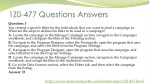 1z0 477 questions answers 2