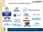 corporate empanelments