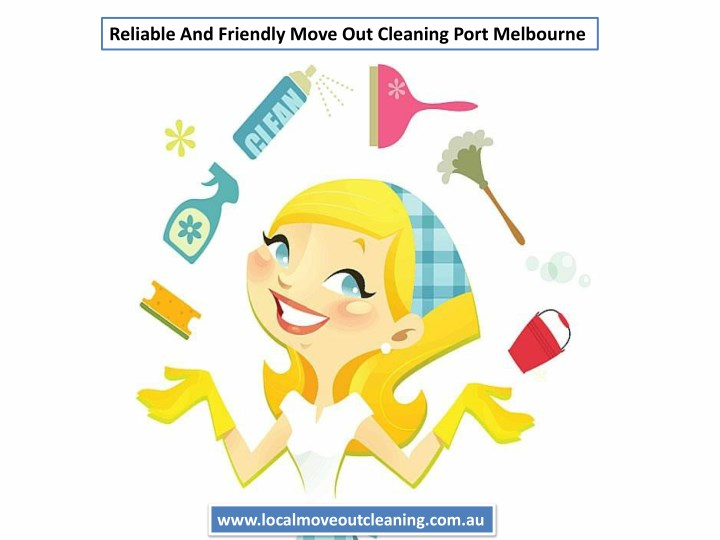 reliable and friendly move out cleaning port n.