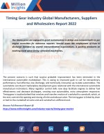timing gear industry global manufacturers