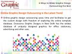 6 ways to make graphic design outsourcing the best 2