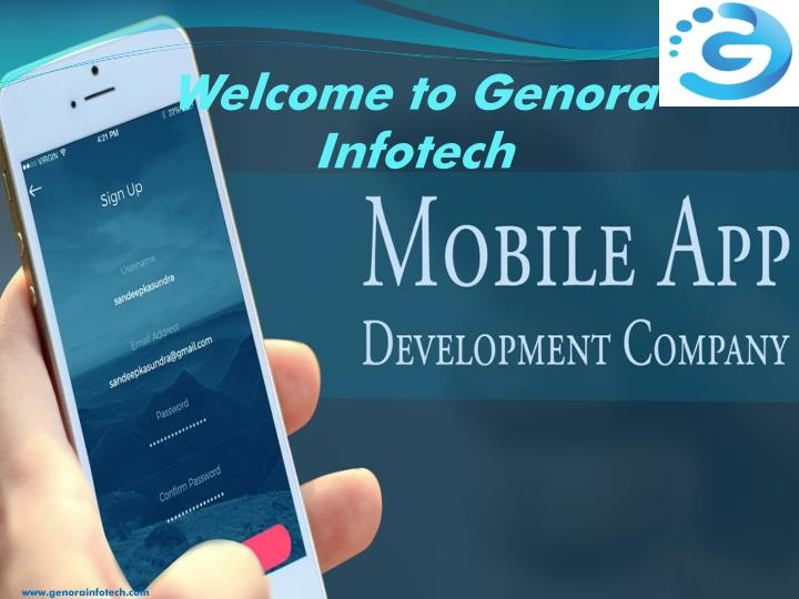 welcome to genora infotech n.