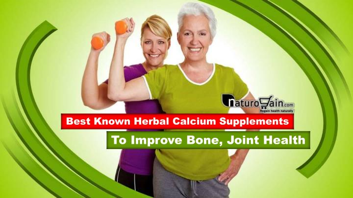 best known herbal calcium supplements n.