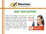 at t tech support