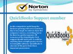 quickbooks support number