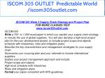 iscom 305 outlet predictable world iscom305outlet 11