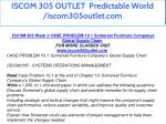 iscom 305 outlet predictable world iscom305outlet 7
