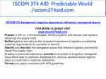 iscom 374 aid predictable world iscom374aid com 1