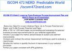 iscom 472 nerd predictable world iscom472nerd com 26