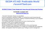iscom 473 aid predictable world iscom473aid com 6
