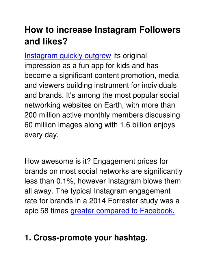 how to increase instagram followers and likes n.