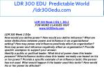 ldr 300 edu predictable world ldr300edu com 12