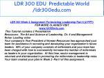 ldr 300 edu predictable world ldr300edu com 15