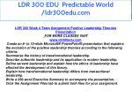ldr 300 edu predictable world ldr300edu com 19