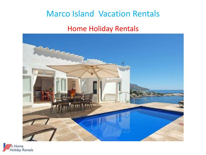 marco island vacation rentals n.