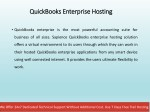 quickbooks enterprise hosting quickbooks