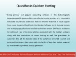 quickbooks quicken hosting quickbooks quicken