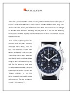 those with a penchant for gmt watches including