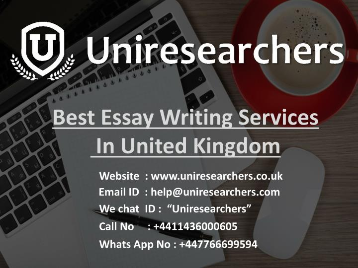 best essay writing services in united kingdom n.