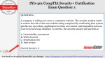 sy0 401 comptia security certification exam
