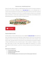 email list for sale b2b marketing archives
