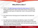 why kvch is best