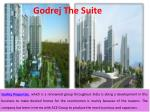 godrej the suite