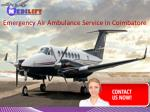 emergency air ambulance service in coimbatore 1