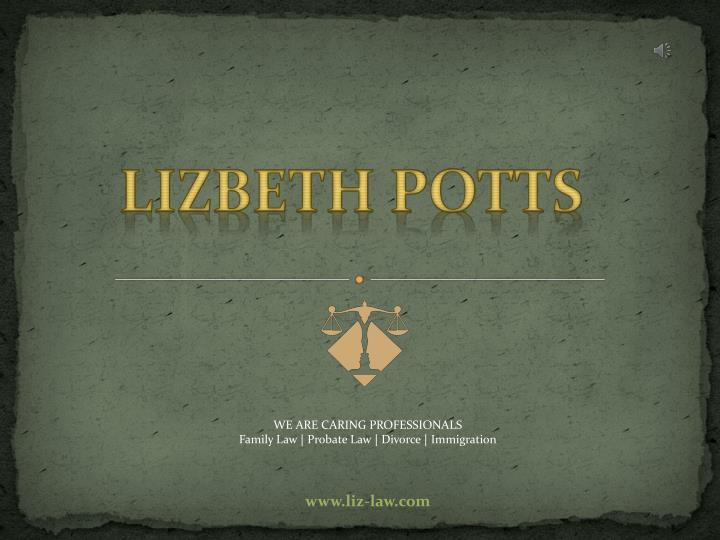 lizbeth potts n.