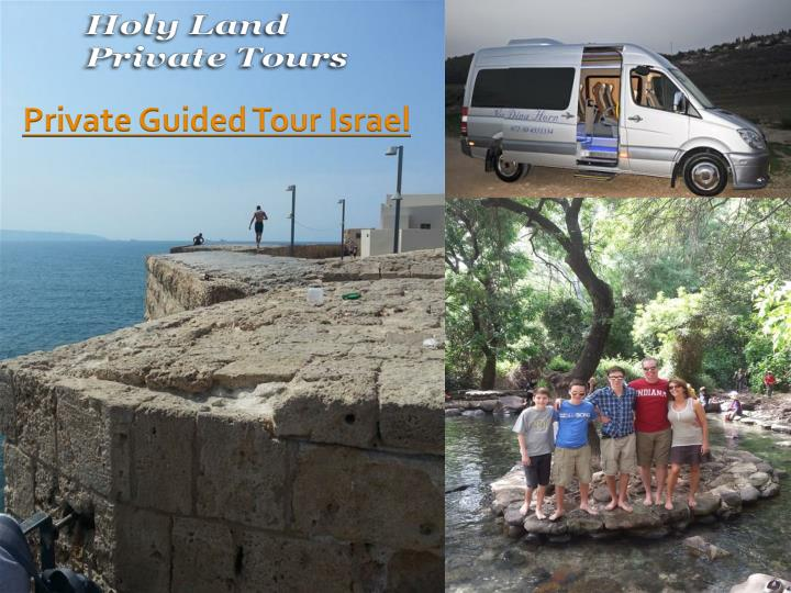 private guided tour israel n.