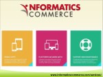 www informaticscommerce com services 3