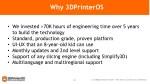 why 3dprinteros