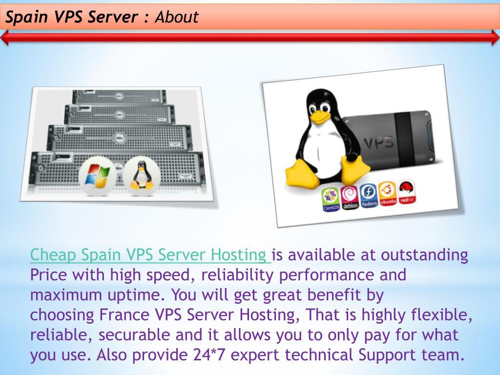 PPT - Spain Dedicated VPS Server Hosting Services at Affordable