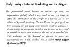 cody emsky internet marketing and its origin 5