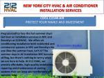 new york city hvac air conditioner installation 3