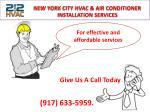 new york city hvac air conditioner installation 4