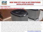 new york city hvac air conditioner installation 6