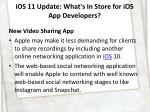 ios 11 update what s in store for ios app developers 7